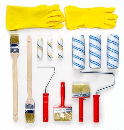 Werkzeug-Set zum Abdichten